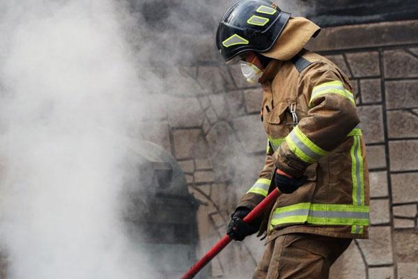 Status Petugas Pemadam Kebakaran Korea Selatan Ditingkatkan