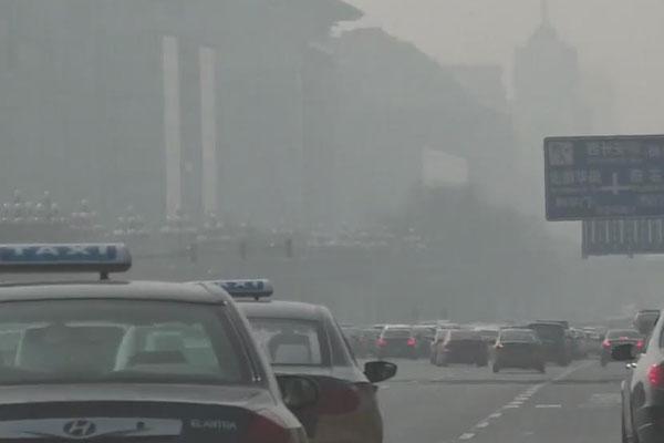 Informe conjunto de Corea, China y Japón sobre polución