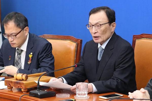 إضافة مشروع قانون الانتخابات المعدل إلى الجلسة البرلمانية العامة