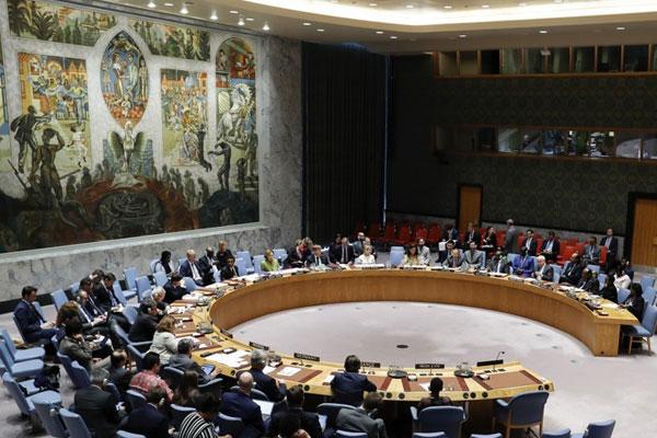 Hội đồng bảo an thảo luận về vấn đề Bắc Triều Tiên