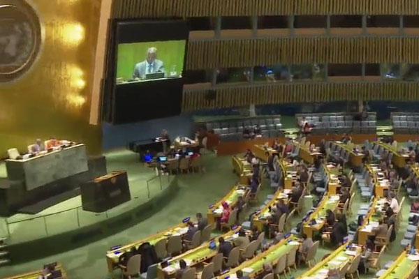 قرار الأمم المتحدة حول أوضاع حقوق الإنسان في كوريا الشمالية