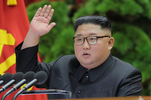 N. Korean Leader Threatens to Abandon Moratorium on Nuclear, Long-Range Missile Tests