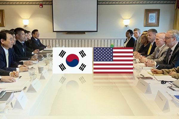 Suspensión de contratos al personal surcoreano en bases de EEUU