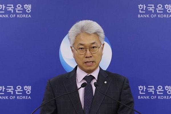 去年韩国经常项目收支顺差为7年来最低