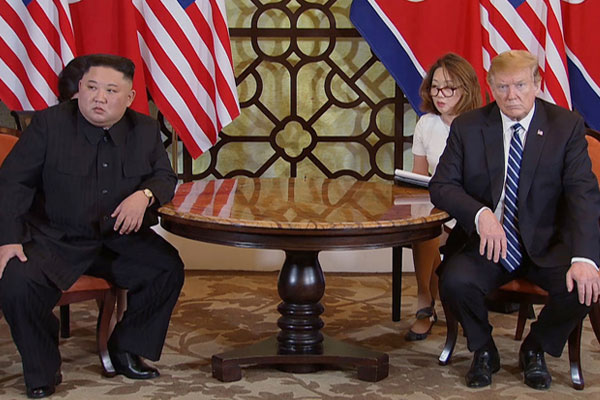 하노이 북미정상회담 결렬 1년