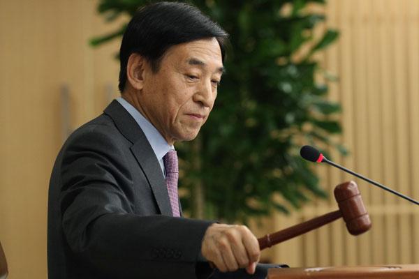 韩国基准利率首次低于1%