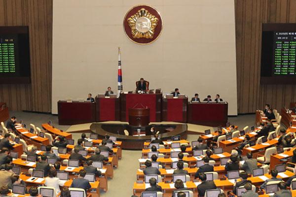韩国会通过新冠肺炎疫情应对追加预算案