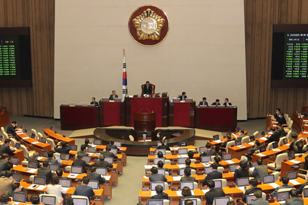 Parliament Passes Extra Budget on COVID-19