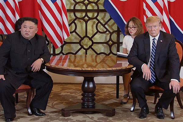 決裂から1年、米朝首脳会談