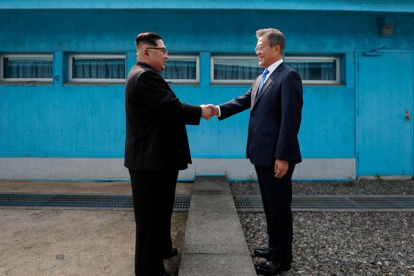 Вторая годовщина межкорейского саммита