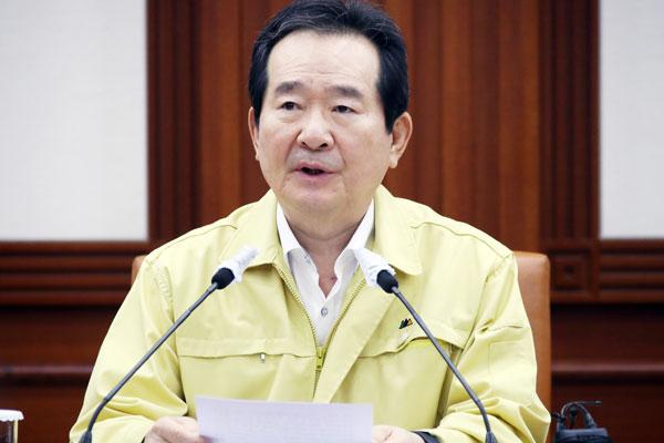 COVID-19 under control in S. Korea
