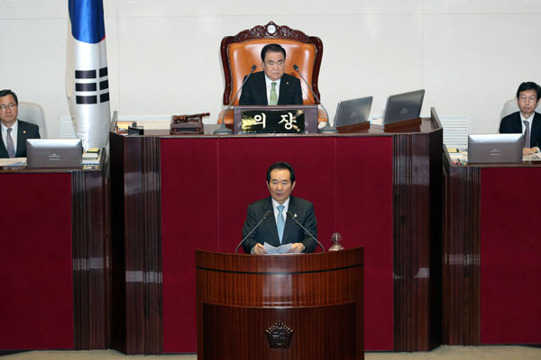 S. Korean Parliament Passes 2nd Extra Budget to Finance COVID-19 Relief