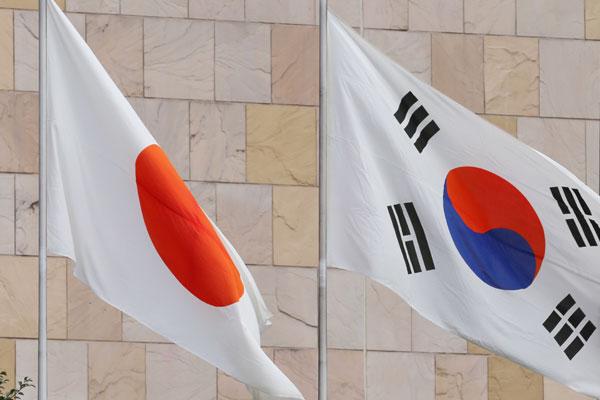 موقف اليابان الرسمي تجاه القضايا المعلقة مع كوريا