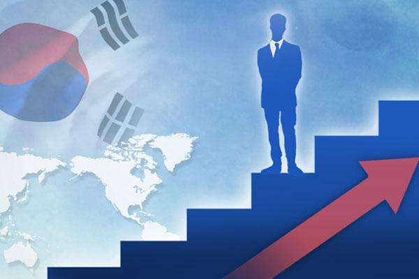 韩国家竞争力排名第23 较去年上升5个位次