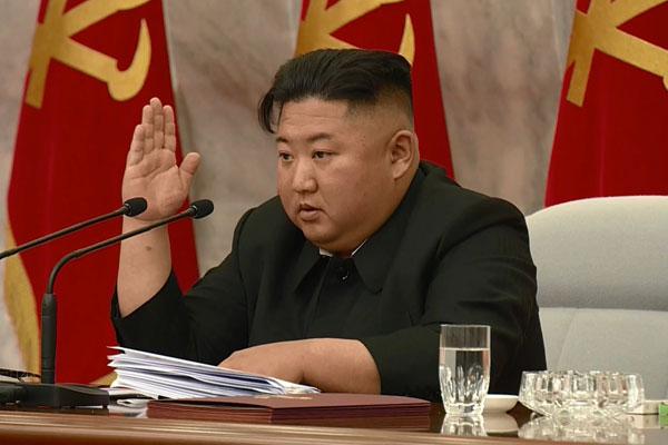北韓の軍事行動計画、金正恩委員長が保留