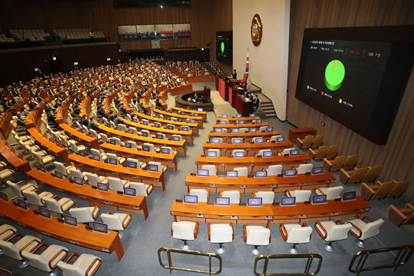 Third Extra Budget Passed in Late-night Session