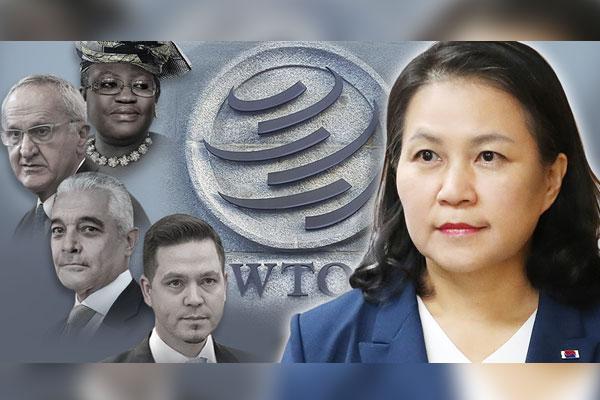 WTO 사무총장 후보 등록
