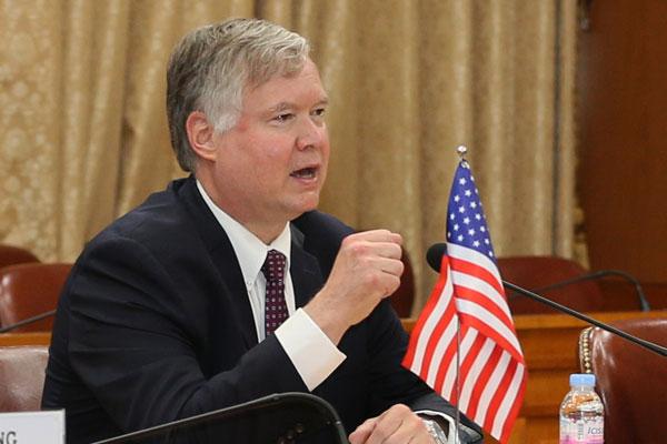 US-Vizeaußenminister unterstreicht Bereitschaft zum Dialog mit Nordkorea