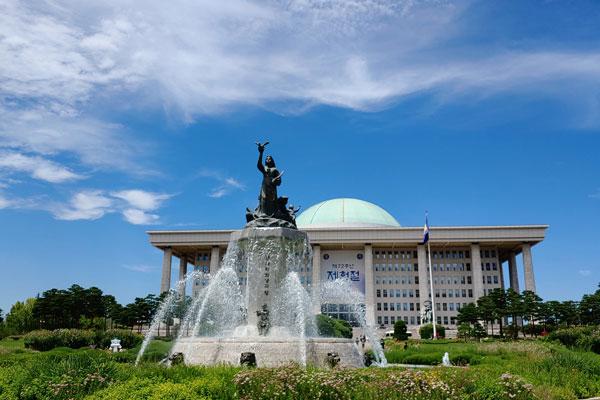 韩第21届国会正式启动