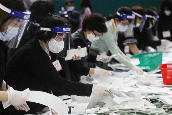 Seis meses del brote del COVID-19 en Corea