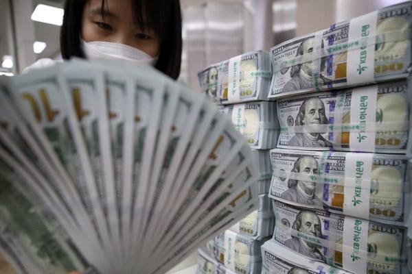 Gia hạn 6 tháng Hiệp định hoán đổi tiền tệ Hàn-Mỹ