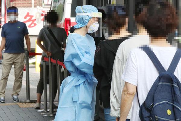 Südkorea verschärft Regeln zur sozialen Distanzierung in Hauptstadtregion