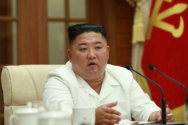 통치권 넘겼다? 김정은 '위임통치'