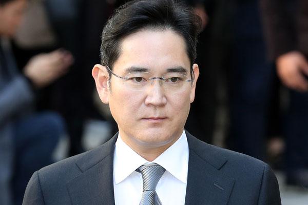 三星电子副会长李在镕因涉嫌非法继承经营权被起诉