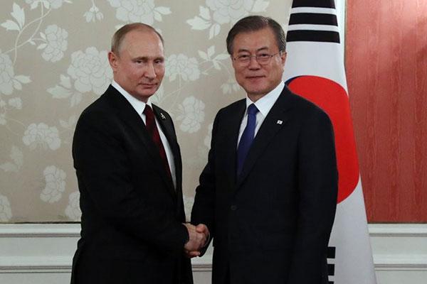 الذكرى الثلاثين على إقامة العلاقات الدبلوماسية بين كوريا الجنوبية وروسيا
