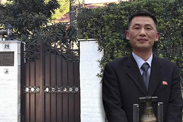 北韓外交官の韓国亡命