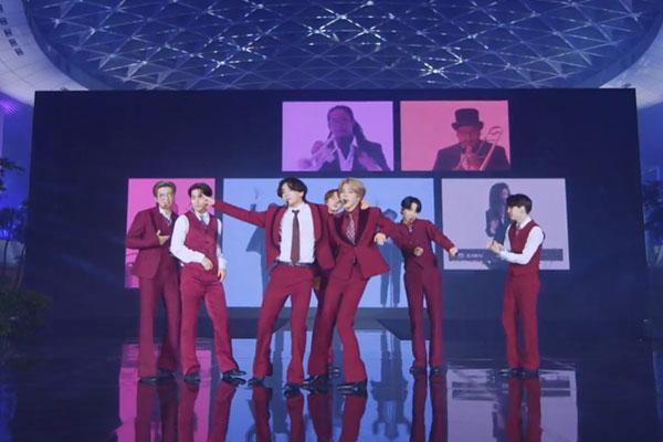 K-POP横扫美国公告牌
