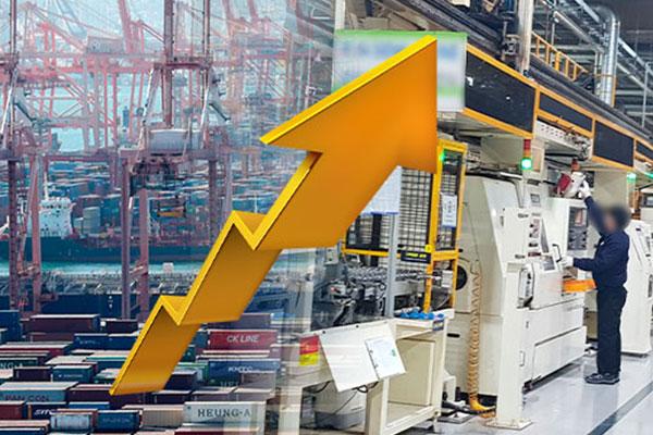 Südkoreas Konjunkturbarometer gestiegen