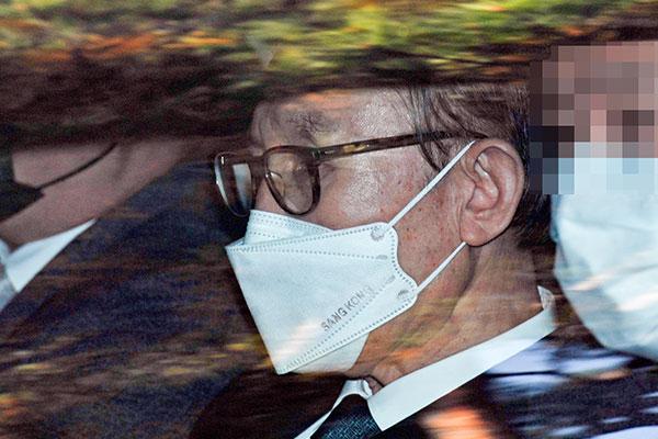 Condamné à 17 ans de prison, l'ancien président Lee Myung-bak réincarcéré