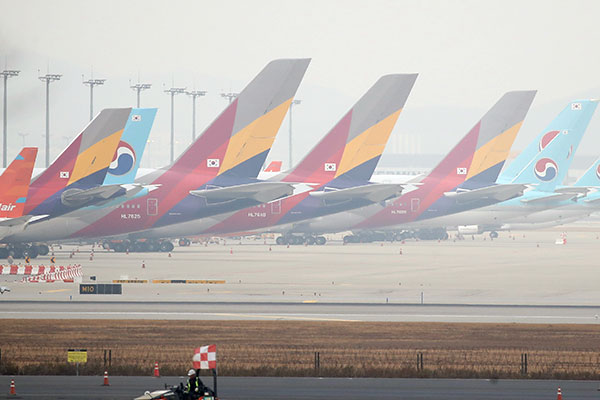 Korean Air va racheter Asiana Airlines