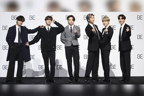 BTS' New Album Tops iTunes Charts in 90 Countries