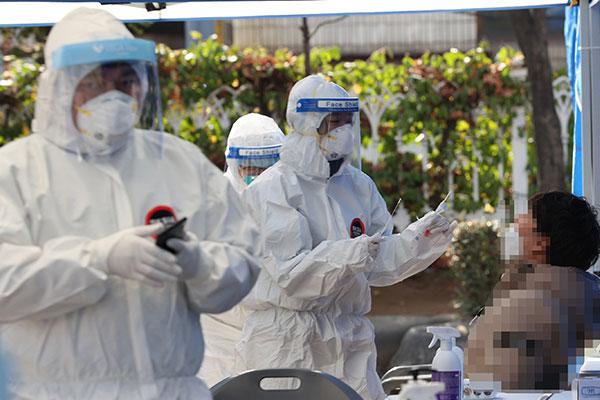 Anstieg der Corona-Infektionen weltweit