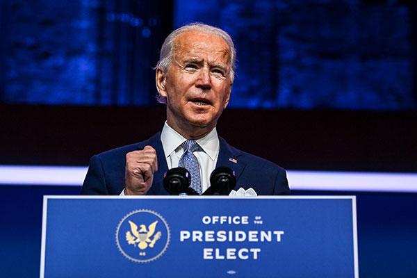 Joe Biden configura equipo diplomático