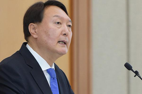 Генпрокурор Юн Сок Ёль временно отстранён от должности