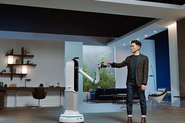 Südkoreanische Firmen präsentieren bei Elektronikmesse CES Innovationen