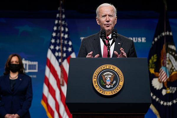 مرور شهر على تنصيب الرئيس الأمريكي جو بايدن وآفاق التحالف بين سيول وواشنطن
