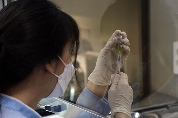 75歳以上のワクチン接種が始まる