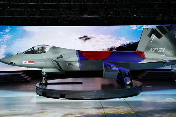 Südkorea präsentiert erstes einheimisches Kampfflugzeug