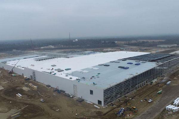 GM и LG построят второй завод в США