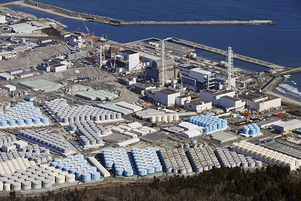 Seoul protests Tokyo decision to release radioactive water into the Pacific Ocean