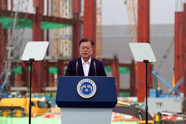 Südkorea will weltgrößte Halbleiter-Lieferkette aufbauen