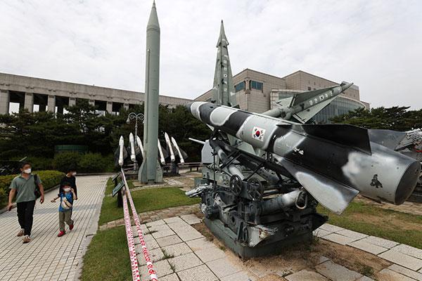 한미 미사일 지침 종료 선언과 북한