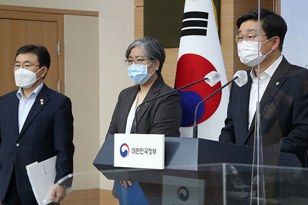 韩发布新冠疫苗第三季度接种计划