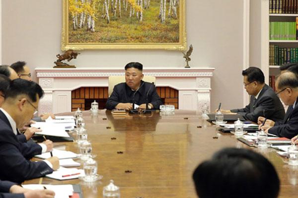 N. Korean Leader Calls to Prepare for Both Dialogue, Confrontation