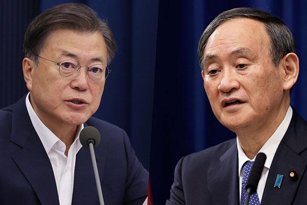 إلغاء القمة بين الرئيس الكوري ورئيس الوزراء الياباني