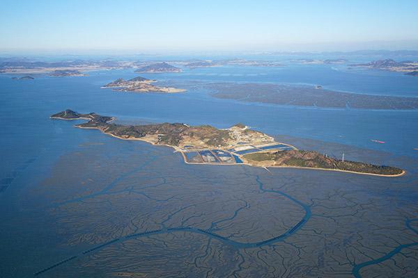 Приливно-отливные равнины РК внесены в список ЮНЕСКО